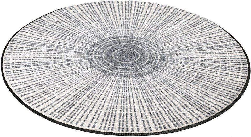 Teppich Cascara Wash Dry By Kleen Tex Rund Hohe 7 Mm In Und Outdoor Geeignet Waschbar Online Kaufen Otto
