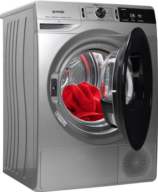 GORENJE Wärmepumpentrockner DE83, 8 kg | Bad > Waschmaschinen und Trockner | Gorenje
