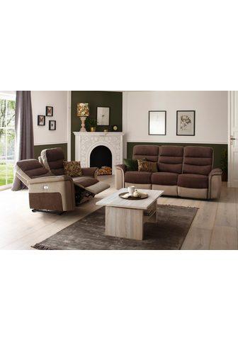 DELAVITA Trivietė sofa »Maldini«