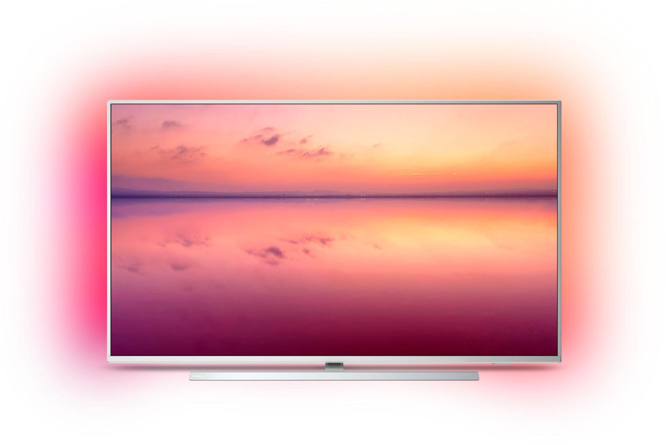 Philips 65PUS6804 LED-Fernseher (164 cm/65 Zoll, 4K Ultra HD, Smart-TV)