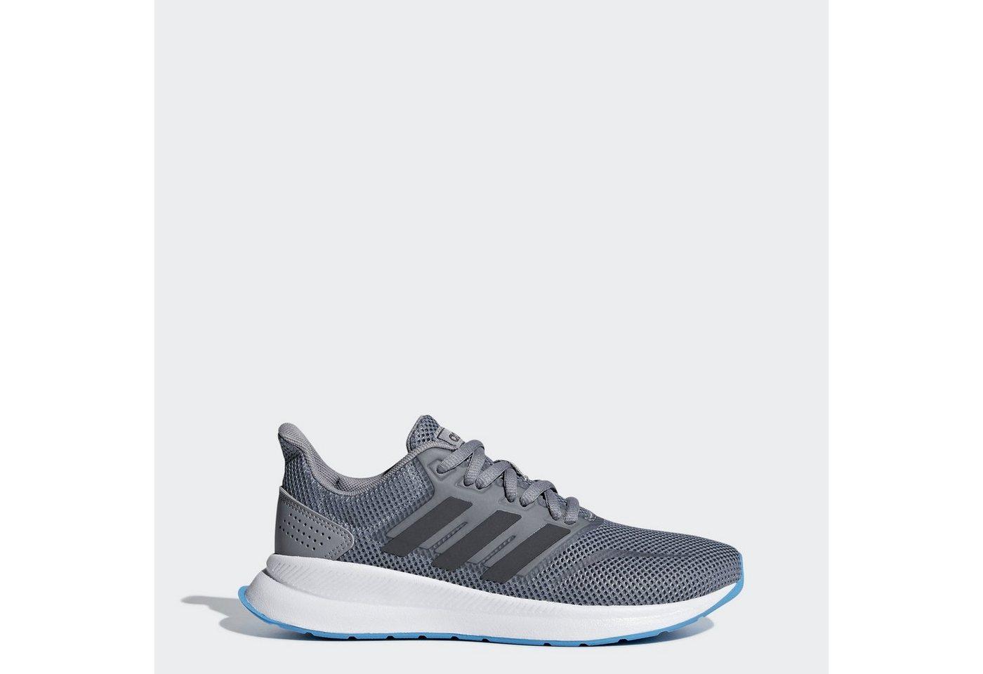 adidas Performance »Runfalcon Schuh« Laufschuh | Schuhe > Sportschuhe > Laufschuhe | Grau | adidas Performance