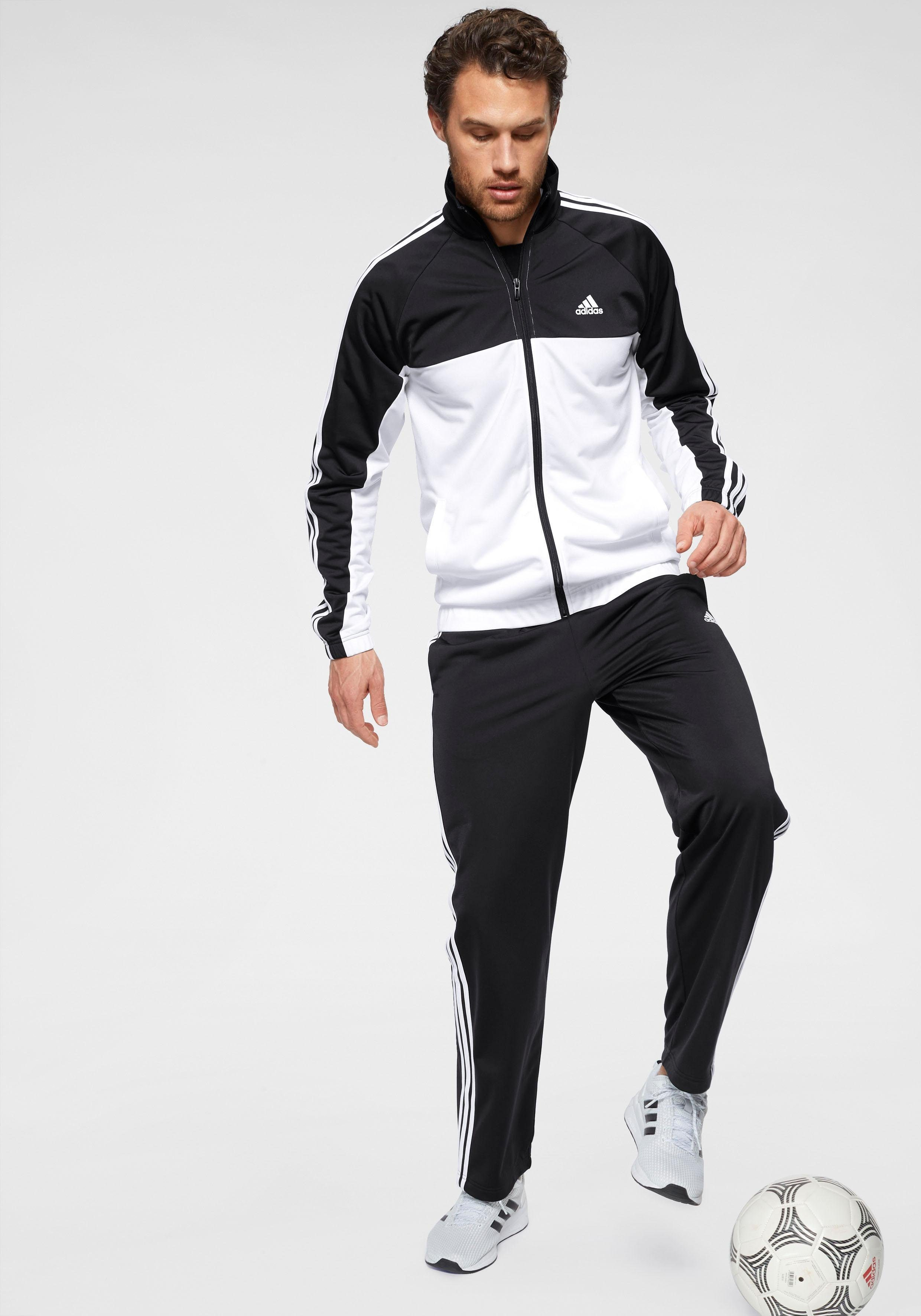 adidas Performance Trainingsanzug »OSR P 3 STRIPES TRACKSUIT« online kaufen | OTTO