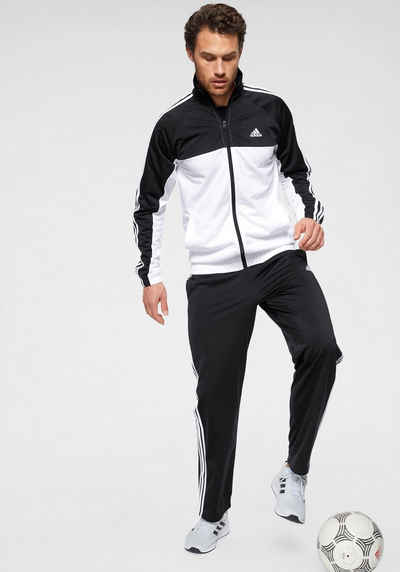 adidas Performance Trainingsanzug »OSR P 3 STRIPES TRACKSUIT«