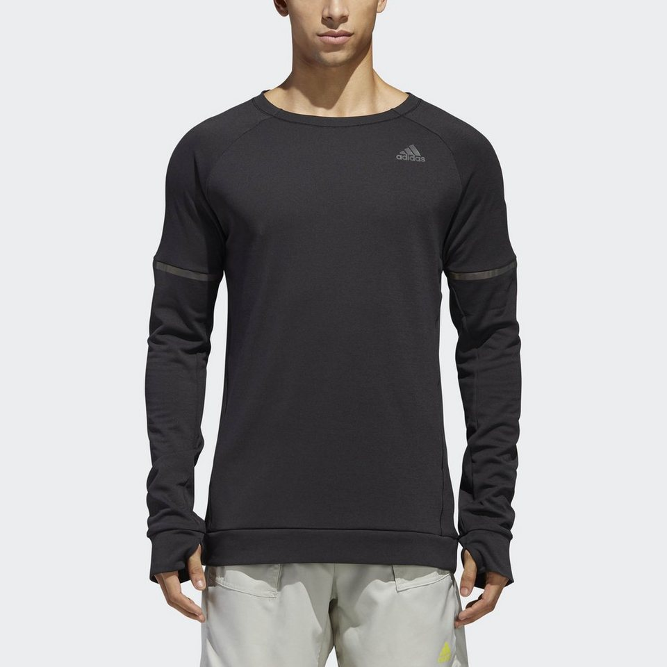 85b263cc41504d adidas Performance Sweatshirt »Supernova Run Cru Sweatshirt« online ...