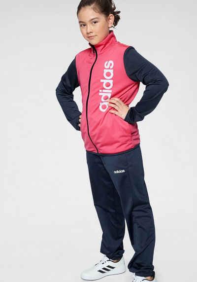 adidas kinder jungen mädchen trainingsanzug sportanzug trainingsanzug