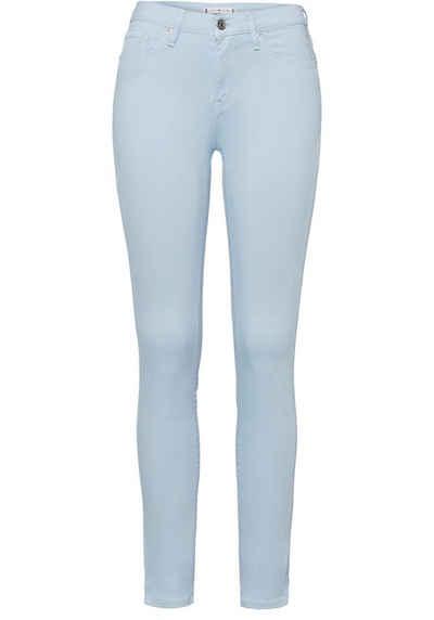5424a25e6a9 TOMMY HILFIGER Skinny-fit-Jeans »Como« mit kurzen Saumschlitzen
