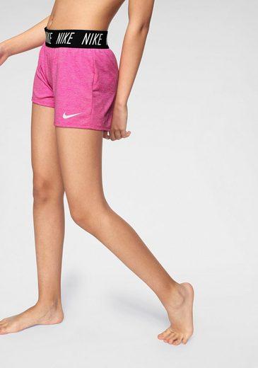 Nike Funktionsshorts »GIRLS NIKE DRY SHORT TROPHY 4IN«