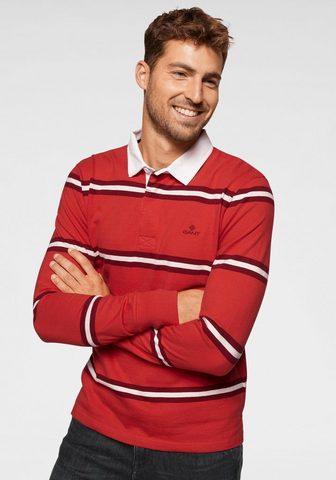 GANT Polo marškinėliai ilgomis rankovėmis