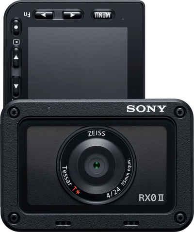 Sony »RX0 II (DSC-RX0M2G)« Kompaktkamera (ZEISS® Tessar T* 24-mm, 15,3 MP, Bluetooth, WLAN (Wi-Fi)