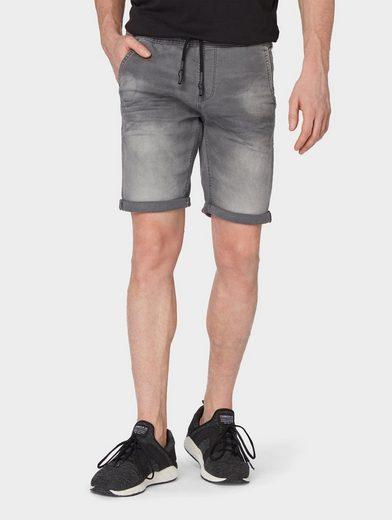 TOM TAILOR Denim Shorts »Sweat Denim Shorts«