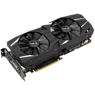 ASUS NVIDIA GeForce RTX 2060 DUAL 6GB GDDR6 »basieren auf der Turing-GPU-Architektur«