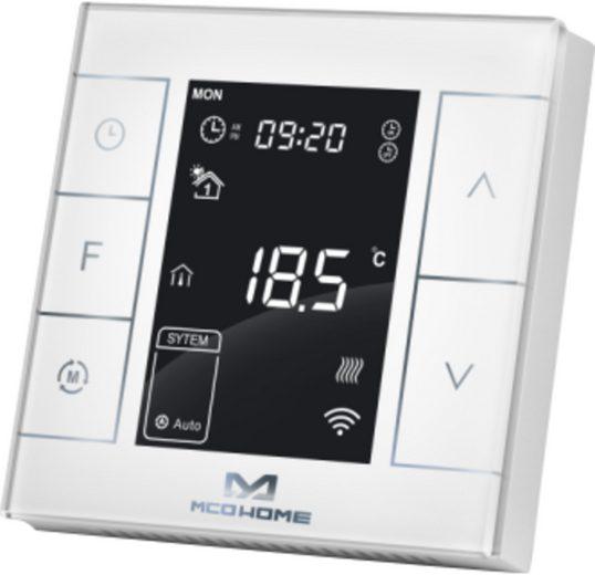 Z-Wave Smart Home Zubehör »Thermostat für Wasserheizungen«