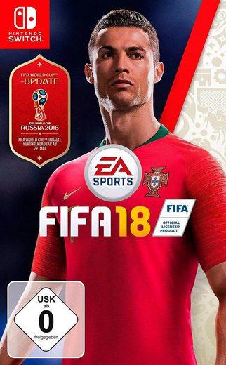 Fifa 18 Nintendo Switch, Software Pyramide