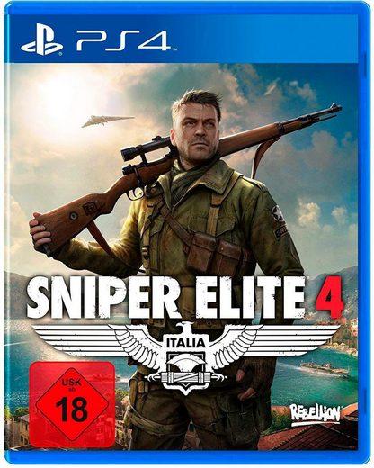 Sniper Elite 4 PlayStation 4, Software Pyramide