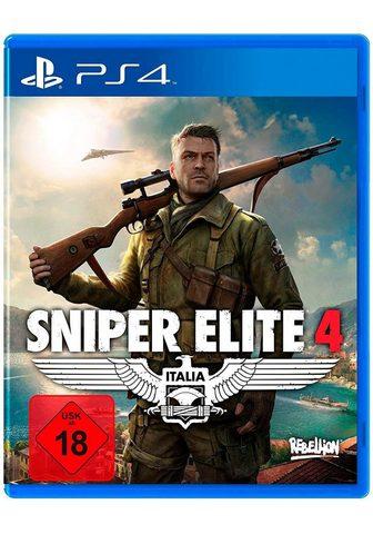 Sniper Elite 4 PlayStation 4