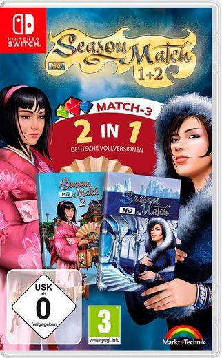 2 in 1 Match-3 Bundle Nintendo Switch, Software Pyramide