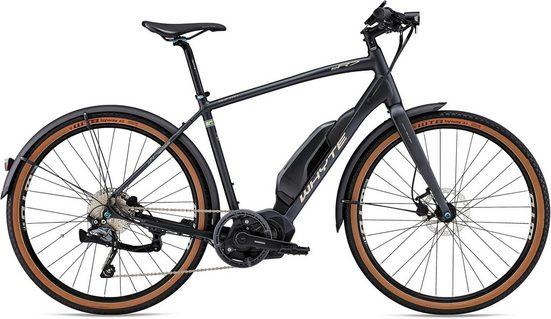 Whyte Bikes E-Bike, 10 Gang Shimano Deore Schaltwerk, Kettenschaltung, Mittelmotor 250 W