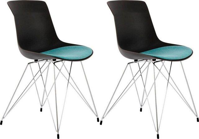 Stühle und Bänke - Kayoom Stuhl »Emily« (2er Set)  - Onlineshop OTTO