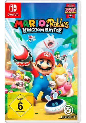 UBISOFT Mario + Rabbids Kingdom Battle Nintend...