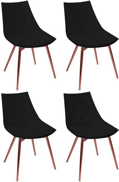 Stühle und Bänke - Kayoom Stuhl »Dakota« (4er Set)  - Onlineshop OTTO