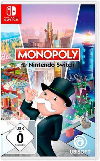 Monopoly Nintendo Switch, Software Pyramide