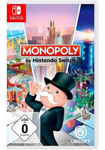 UBISOFT Monopoly Nintendo Šakotuvas