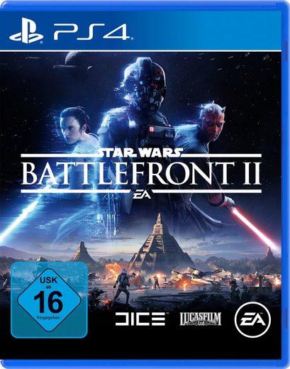 Star Wars Battlefront 2 PlayStation 4, Software Pyramide