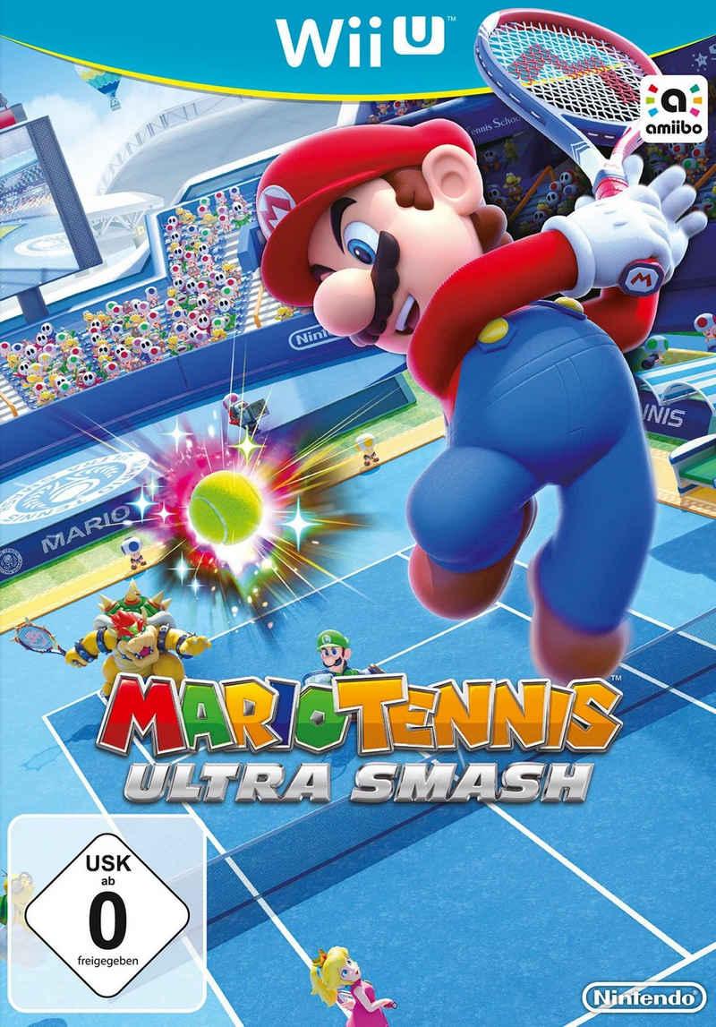 Mario Tennis: Ultra Smash Nintendo Wii U, Software Pyramide