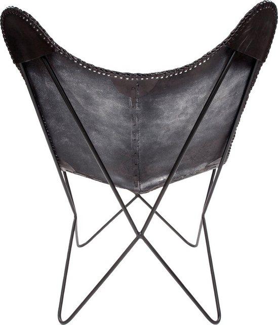 Stühle und Bänke - Kayoom Schmetterling Stuhl »Juan«  - Onlineshop OTTO