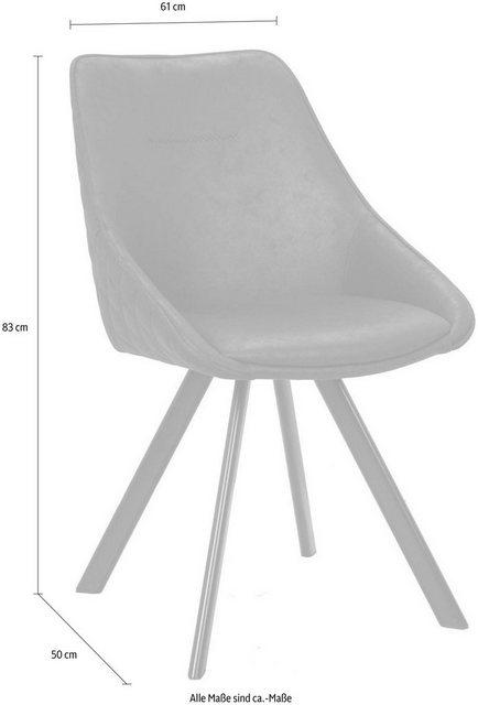 Stühle und Bänke - Kayoom Stuhl »Cowboy« (2er Set)  - Onlineshop OTTO