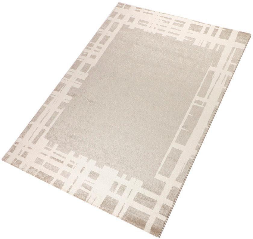 Teppich »Paris«, Living Line, rechteckig, Höhe 12 mm