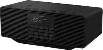 Panasonic »RX-D70BTEG-K« Radio (Digitalradio (DAB), FM-Tuner, mit CD)