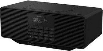 PANASONIC »RX-D70BTEG-K« Radio (Digitalradio (DA...