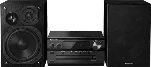 Panasonic »SC-PMX94EG« Microanlage (Digitalradio (DAB), FM-Tuner mit RDS, 120 W)