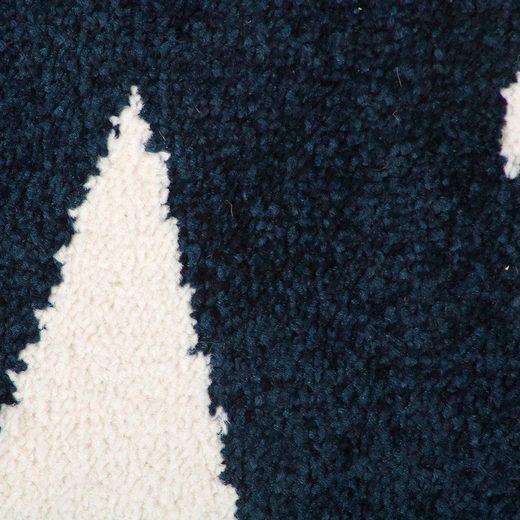 Teppich »Stars«  Living Line  rechteckig  Höhe 12 mm  Spielteppich