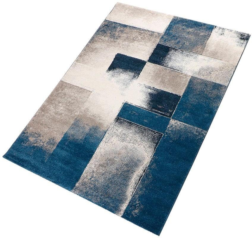 Teppich »Halvar«, Living Line, rechteckig, Höhe 12 mm