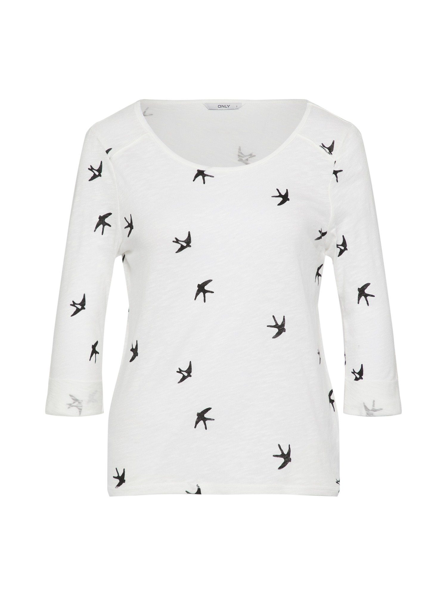 Only 3/4-Arm-Shirt »JESS 3/4 WINGS ANCHOR«