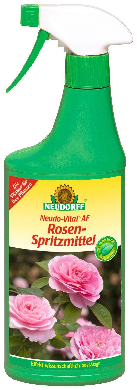 NEUDORFF Pflanzenstärkungsmittel »Neudo-Vital AF Rosen-Spritzmittel«, 500 ml