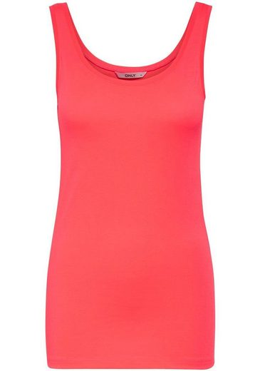 Only Tanktop in Neon Farben