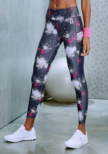 »galaxy« Leggings Active Active Lascana By By wBSUPXxqX
