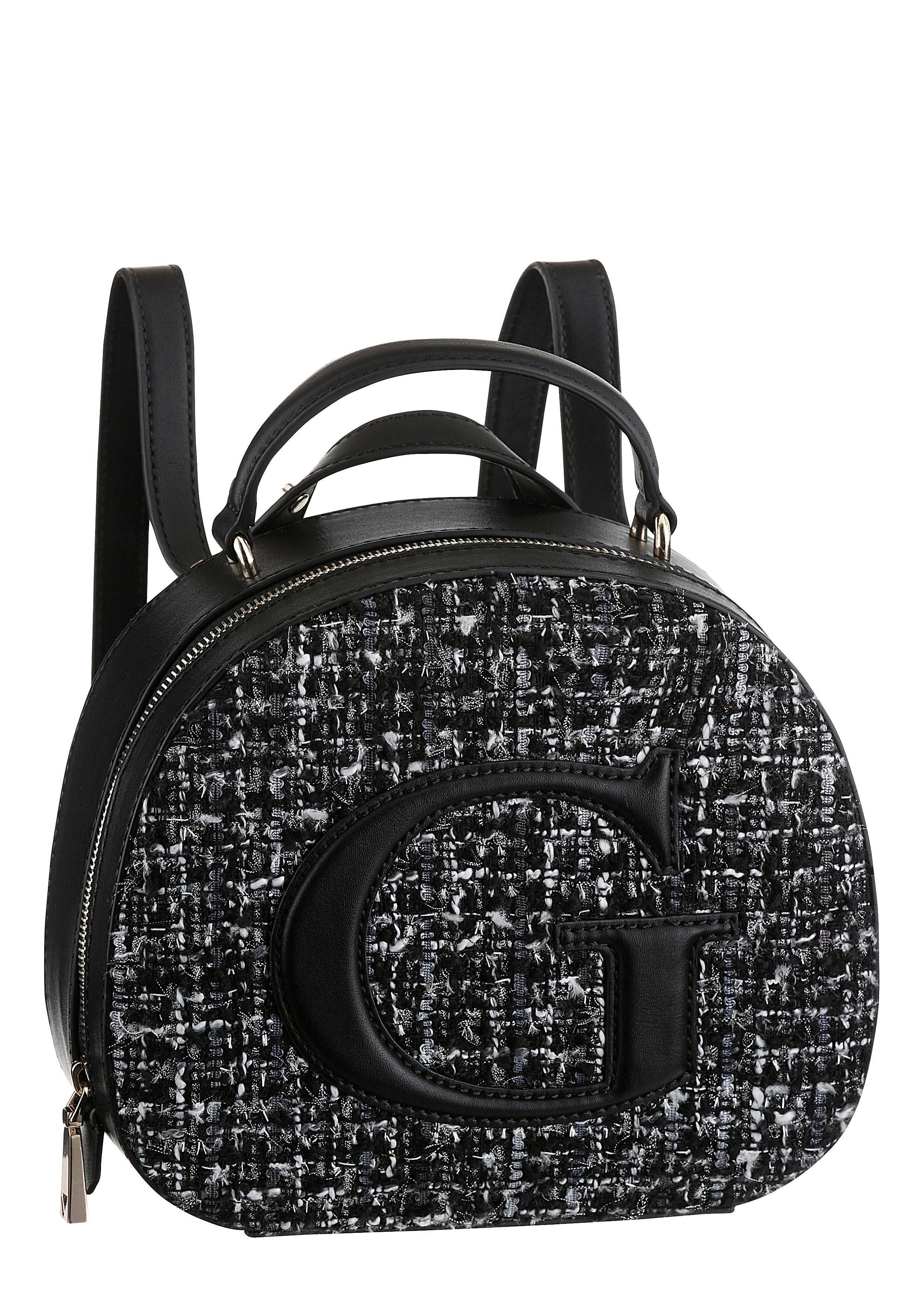 Guess Cityrucksack »Viola Cnvrtble Xbody Backpack«, mit auffälligem Logo online kaufen | OTTO