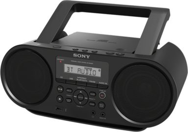 Sony Radio »Radio/CD-Boombox ZS-RS60BT mit Bluetooth«