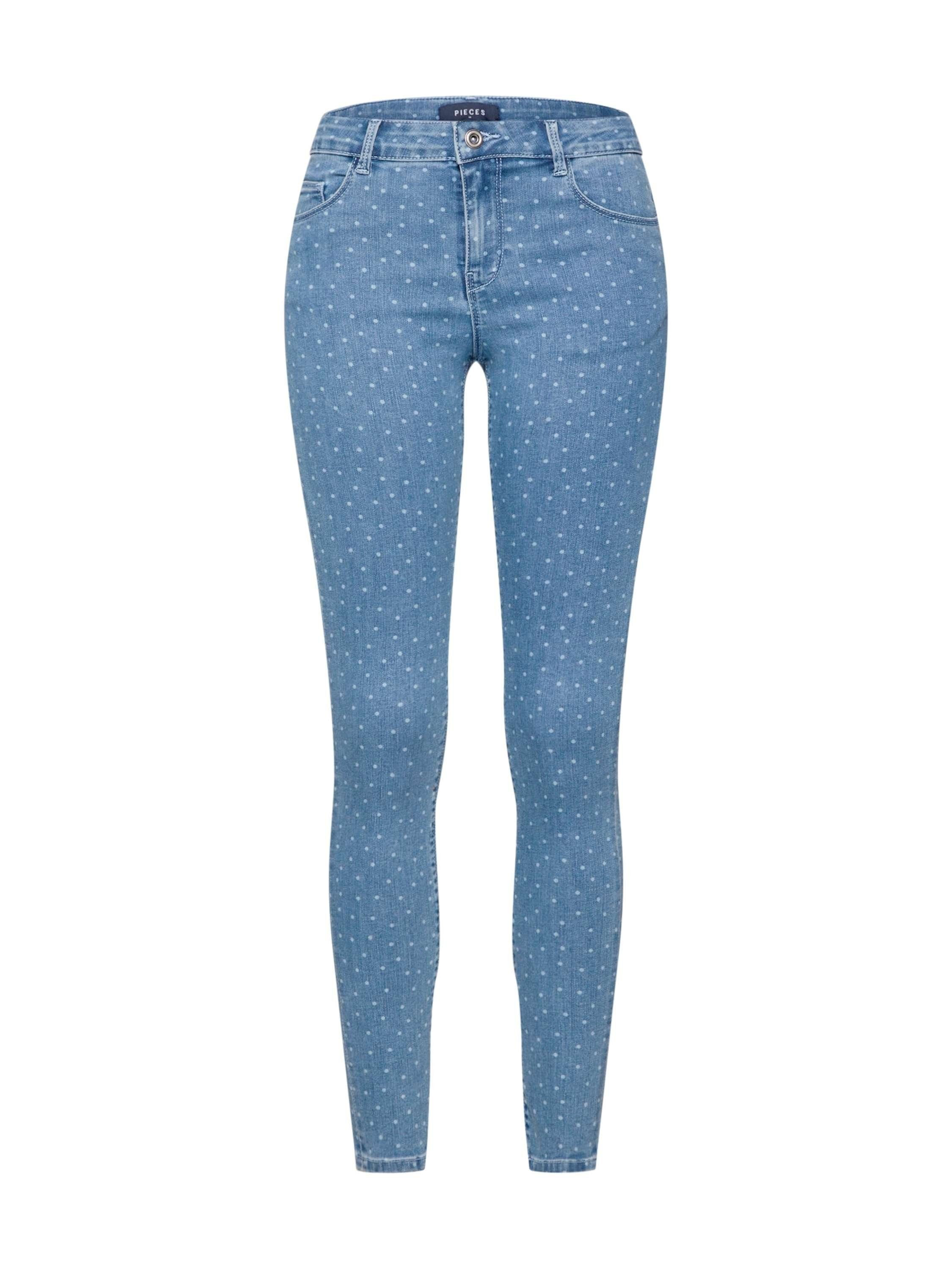 pieces Skinny-fit-Jeans »BREE«