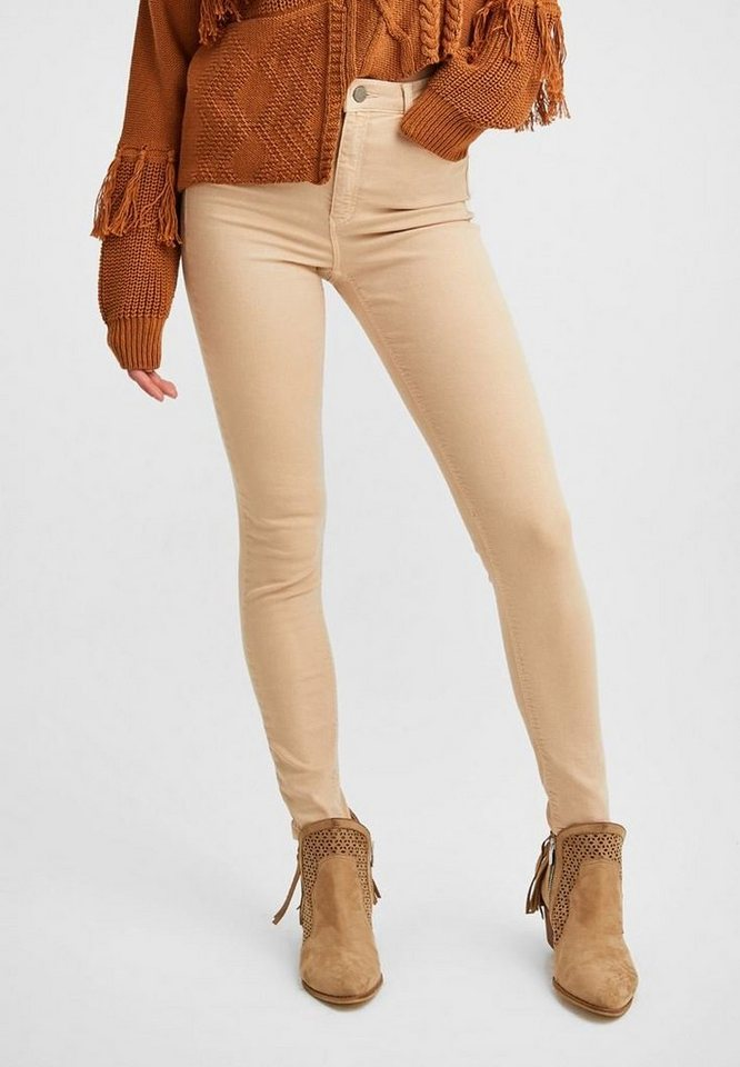 OXXO 5-Pocket-Hose mit hoher Taillenform | Bekleidung > Hosen > 5-Pocket-Hosen | OXXO