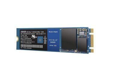 Western Digital WD Blue SSD SN500 NVMe »Interne SSD«