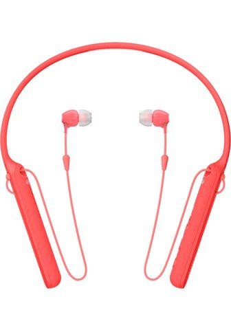 SONY Ausinės »In-Ear ausinės WI-C400«