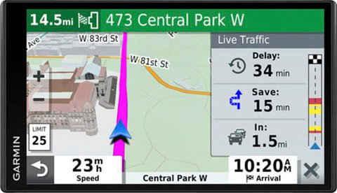 Garmin »DriveSmart 65 EU MT-S« Navigationsgerät