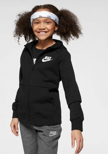 Nike Sportswear Kapuzensweatjacke »GIRLS NIKE SPORTSWEAR FULL ZIP«