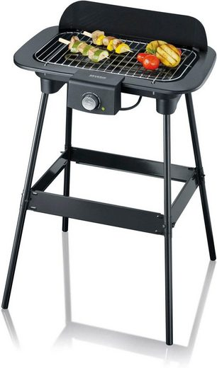 Severin Standgrill PG8550 Barbecue-Grill - Jubiläums-Edition, 2300 W