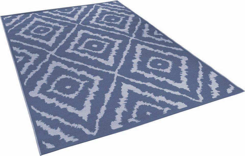 outlet store f4772 0b237 teppich-garden-pattern-tom-tailor-rechteckig-hoehe-3 -mm-in-und-outdoor-geeignet-blau.jpg  formatz